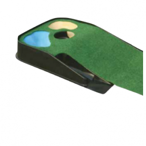 Deluxe Golf Putting Mat prize