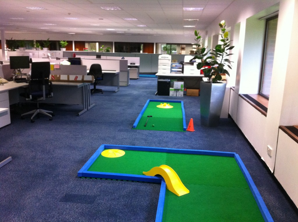 Corporate Mini Golf Hire Archives Crazy Golf Blog