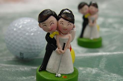Wedding Mini Golf - will you say \'I do\' ? - Crazy Golf Blog