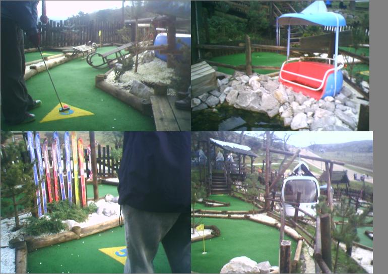 Alpine Mini Golf - image courtesy of www.miniaturegolfer.com