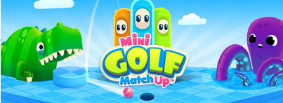 Mini Golf Match Up Game