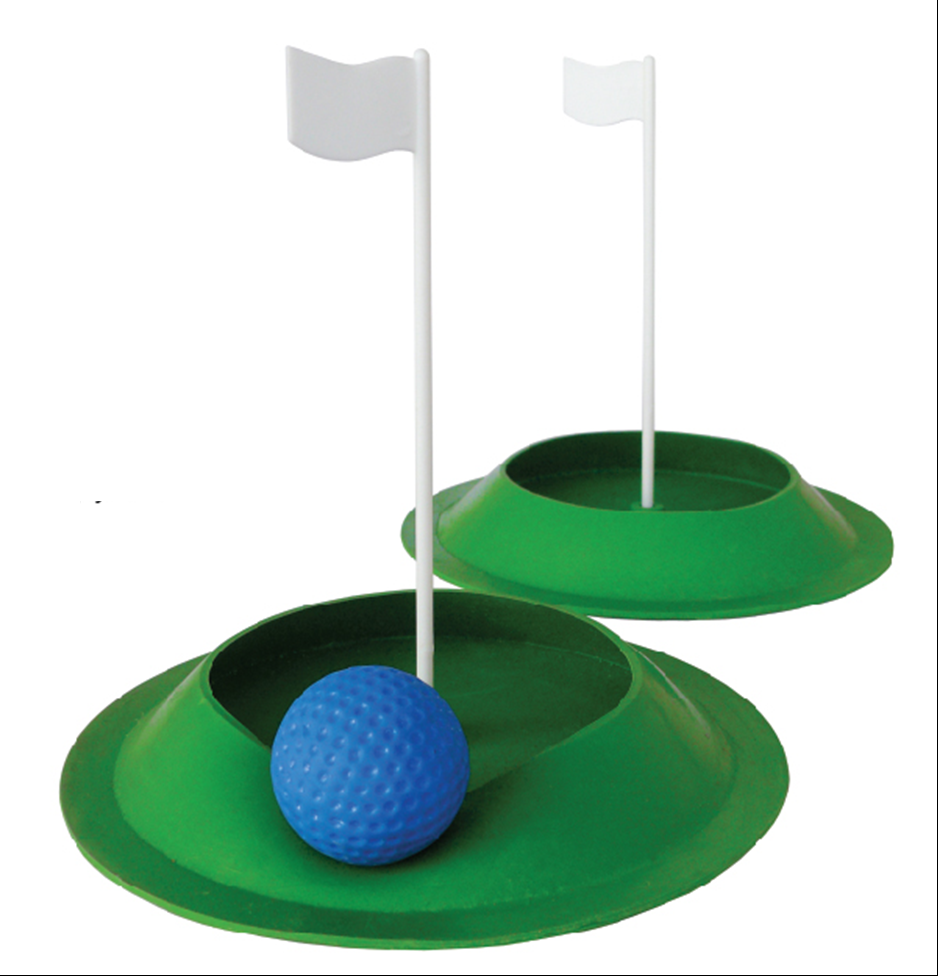 Flexible Putting Cup suitable for Indoor Mini Golf
