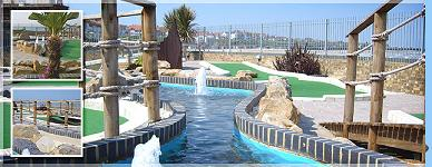 Strokes Adventure Golf in Margate