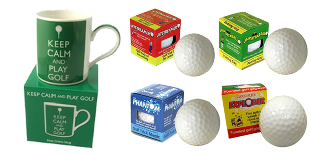Unwrap Some Great Golf Gifts for Christmas - Crazy Golf Blog