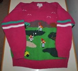 Vintage Christmas Jumper