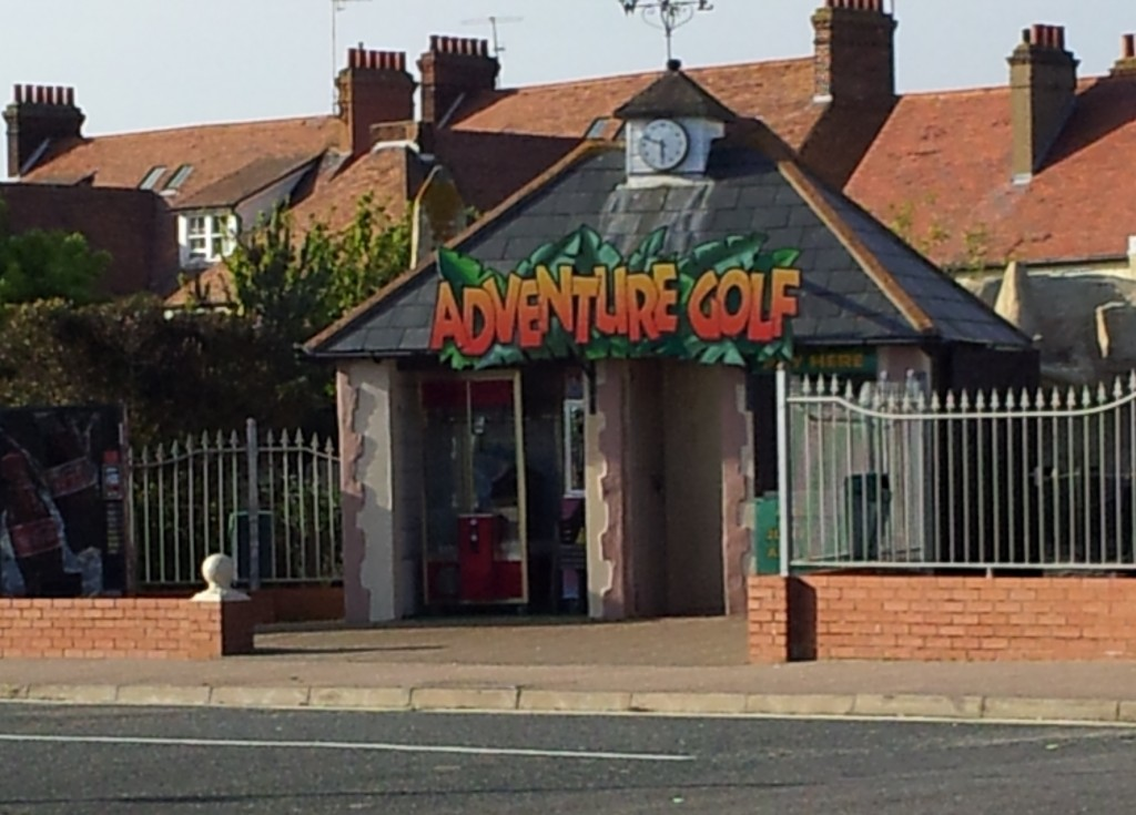 Crazy Golf Suffolk