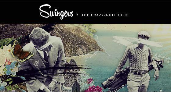 Swingers Crazy Golf Club, Shoreditch