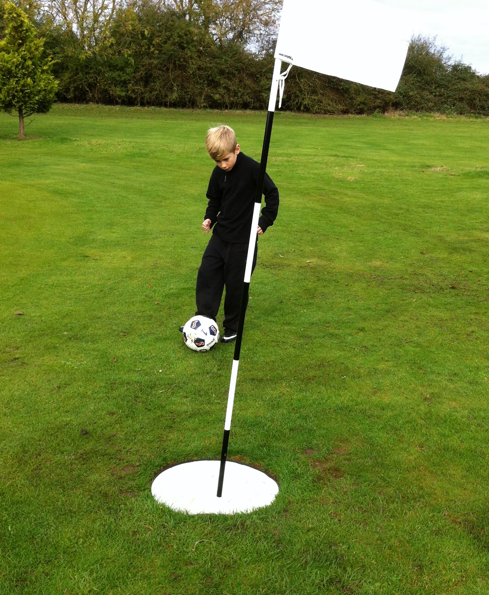 FootGolf at Stonham Barns