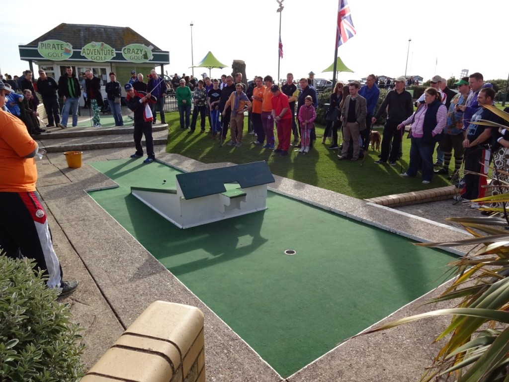 World Crazy Golf Championships 2015