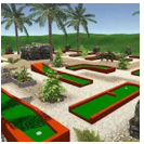 Minigolf mobile games, crazy golf Android games