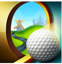 Minigolf Android game, crazy golf android game