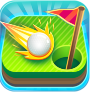Minigolf mobile games, crazy golf mobile games, android golf games