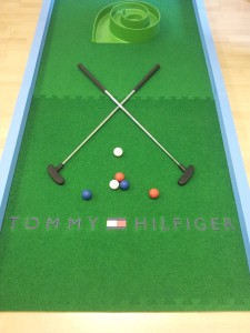 branded minigolf, branded crazy golf, corporate events