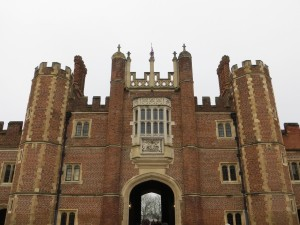 Hampton Court, minigolf, crazy golf