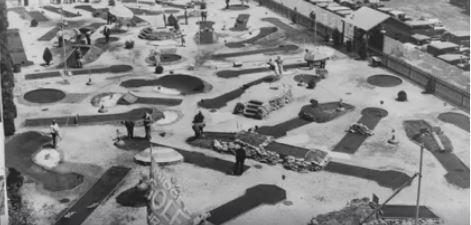New York minigolf, 1930s minigolf