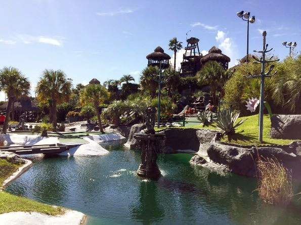 best crazy golf course, best minigolf course, best miniature golf course