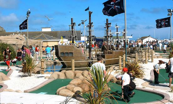 BMGA British Open, hastings adventure golf