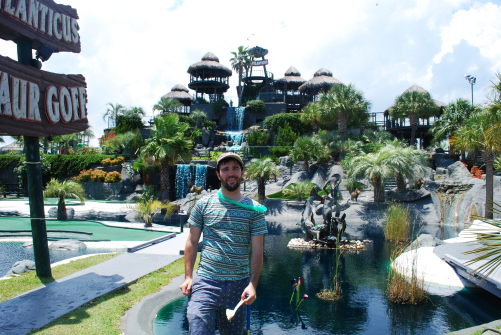 best minigolf course, world's best miniature golf, best crazy golf course