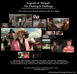 Legends of Minigolf: The Flamingo's Challenge