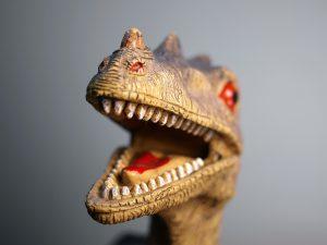 adventure golf tonbridge dinosaur