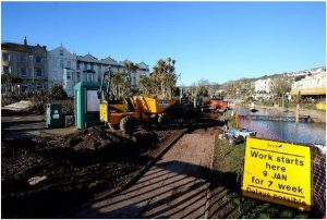 Dawlish minigolf course redeveloped business opportunity