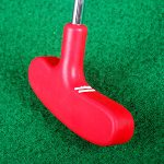 putters, minigolf accessories