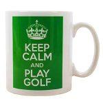 golf gifts, golf mug