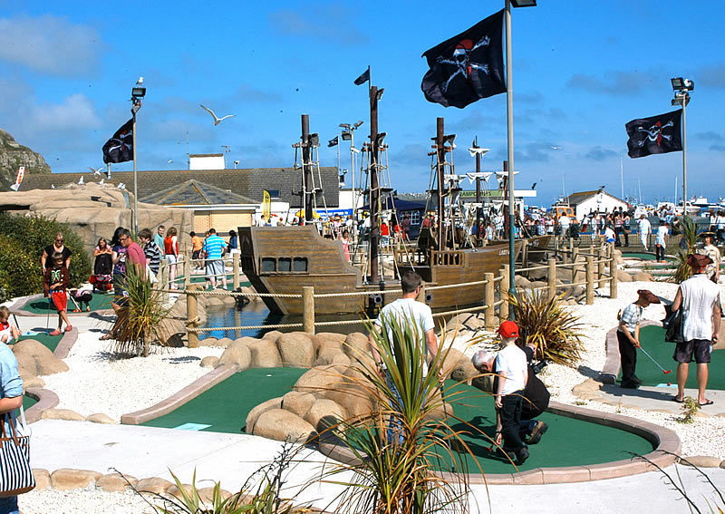World Mini golf Championships Hastings