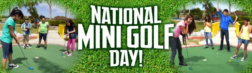National Miniature Golf Day