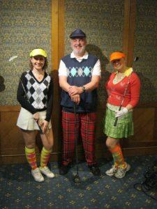 crazy golf events