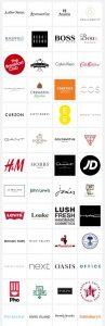 Oxford Westgate brands