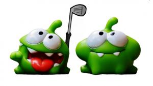 mobile games, golf games, mobile golf games