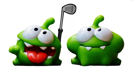 mobile games, golf games, mobile golf games