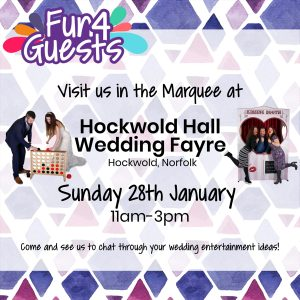 crazy golf hire hockwold hall wedding fayre