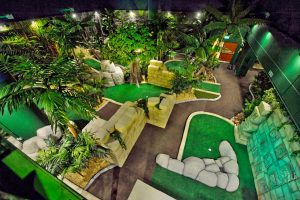 Minigolf events 2018 English Open