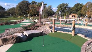Minigolf Events Midlands Open 2018