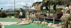 Minigolf Events Hastings British Championships 2018