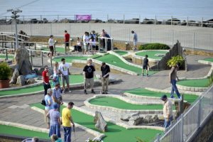 Minigolf Events 2018 British Open Margate