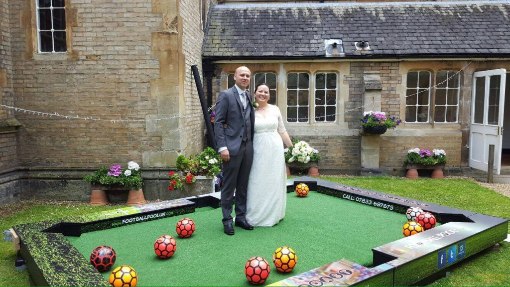 footpool wedding hire