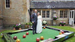 footpool wedding hire