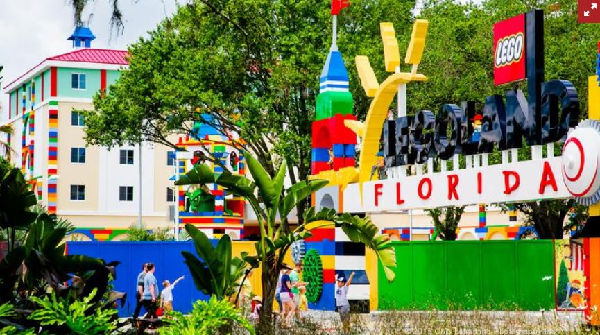Lego Land Florida to build minigolf course