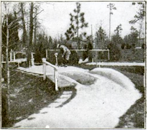 Minigolf history