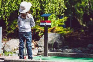 Mini golf makes great addition to leisure facilities
