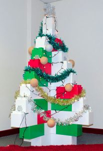 Mega Bricks xmas-tree