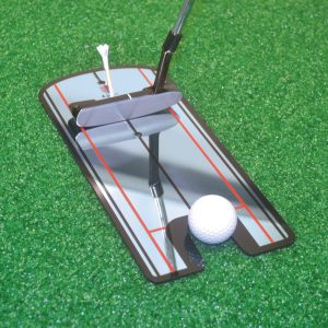 Putting accessories for home golf