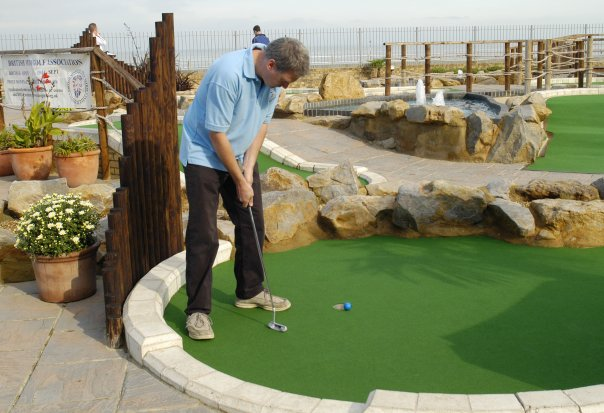 Minigolf tournaments 2021